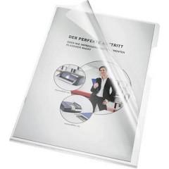 Busta DIN A4 PVC 0.15 mm Trasparente 100 pz.