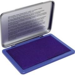 Cuscinetto inchiostro per timbri No.2 Blu 1 pz.
