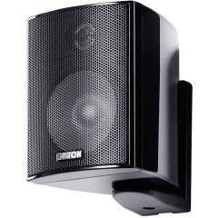 Altoparlante On Wall Plus MX.3 Nero 70 W 120 Hz - 25000 Hz 1 Paio/a