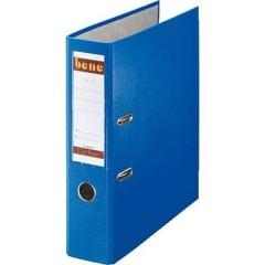 Raccoglitore DIN A4 Larghezza dorso: 80 mm Blu 2 archetti