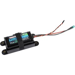 Batteria ricaricabile LiIon 7.2 V 3100 mAh Softcase Presa MPX, Presa JR
