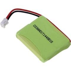 Batteria ricaricabile per telefono cordless Adatto per marchi: Siemens, Gigaset NiMH 2.4 V