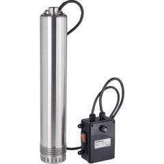 Pompa per pozzi 4500 l/h 60 m
