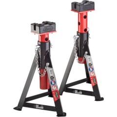 Cavalletti di sostegno 3t (coppia) 295 mm 505 mm
