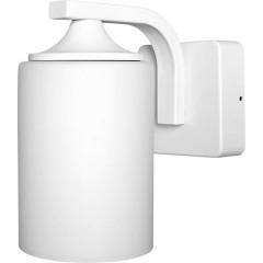ENDURA CLASSIC LANTERN CYL E27 WT LEDV Lampada da parete Bianco