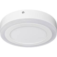 LED CLICK WHITE RD 200MM 15W LEDV Plafoniera LED Bianco 15 W Bianco caldo