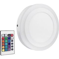 LED COLOR WHITE RD 200MM 19W LEDV Lampada da parete a LED Bianco 19 W Bianco caldo