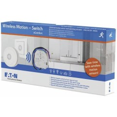 CPAD-00/230 xComfort Sensore di movimento Potenza di commutazione (max) 2300 W Bianco puro