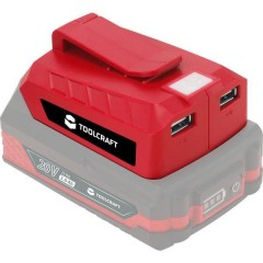 SGA-010 / TAWB-200 Adattatore di ricarica per batterie ricaricabili da 20 V.