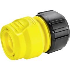 Plastica Giunto per tubi dellacqua Raccordo a innesto, 13 mm (1/2) - 15 mm (5/8)