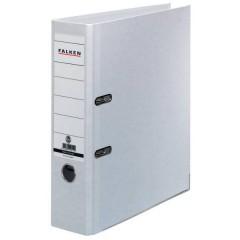 Raccoglitore FALKEN Recycolor DIN A4 Larghezza dorso: 80 mm Bianco 2 archetti