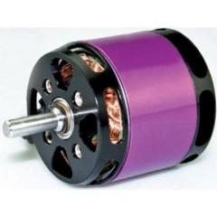 A50-16 S V4 Motore elettrico brushless per aeromodelli kV (giri/min per volt): 365 Giri (Turns): 16