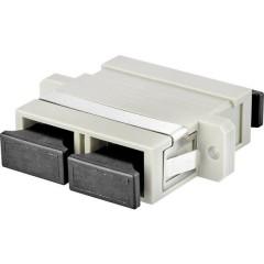 Adattatore per fibra ottica Beige