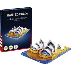Mini puzzle 3D opera Sydney
