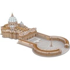 Puzzle 3D San Pietro in Vaticano