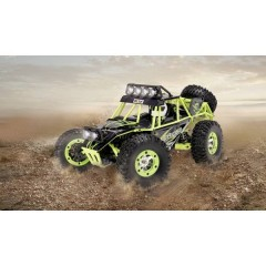 Desert Climber Brushed 1:10 XS Automodello Elettrica Buggy 4WD RtR 2,4 GHz