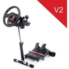 Driving Force GT/PRO/EX/FX Deluxe V2 Supporto per volante Nero