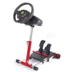 F458/F430/T80/T100 - Deluxe V2 Supporto per volante Rosso