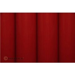 Pellicola termoadesiva (L x L) 2 m x 60 cm Rosso Ferro