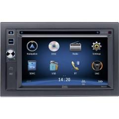 MAC 620 Moniceiver doppio DIN Vivavoce Bluetooth®, Collegamento per controllo remoto da volante