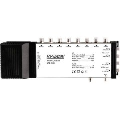 SEW4058 SAT multiswitch Ingressi (Multiswitch): 5 (4 satellitare / 1 terrestre) Numero utenti: 8