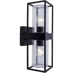 Flair Lampada da parete per esterno LED (monocolore) E27 80 W Antracite
