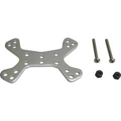 Parte di ricambio Piastra ammortizzatore in alluminio anteriore