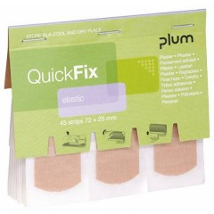 Confezione di ricarica cerotti in tessuto QuickFix