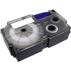 Cassetta nastro Colore Nastro: Bianco Colore carattere: Nero 6 mm 8 m