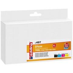 Cartuccia dinchiostro Compatibile sostituisce Epson 79XL /T7901/T79002/T7903/T7904 Imballo multiplo Nero, Ciano,