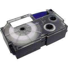 Cassetta nastro Colore Nastro: Trasparente Colore carattere: Nero 24 mm 8 m