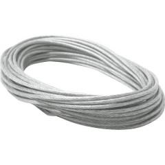 Componente per sistema su filo a bassa tensione Cavetti Trasparente