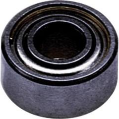 Cuscinetto radiale a sfere Acciaio inox Diam int: 6 mm Diam. est.: 19 mm Giri (max): 40000 giri/min