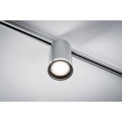 Tube Lampada per sistema su binario URail GU10 6.5 W LED (monocolore) Cromo (opaco)