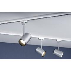 Shine Lampada per sistema su binario URail LED a montaggio fisso 5 W LED (monocolore) Cromo (opaco)