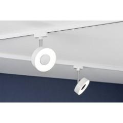 Circle Lampada per sistema su binario URail LED a montaggio fisso 5 W LED (monocolore) Bianco