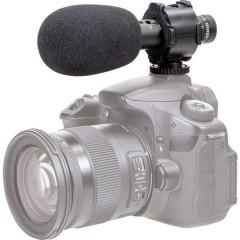 CV-04 a clip Lavalier Microfono per telecamera