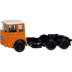 H0 Roman Trattore diesel 6×2, arancione/bianco