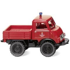 H0 Unimog Vigili del fuoco - U 401