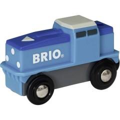 Locomotiva da carico a batteria Bilo blu