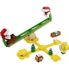 LEGO® Super Mario™ Powerwipe Piranha - kit di espansione