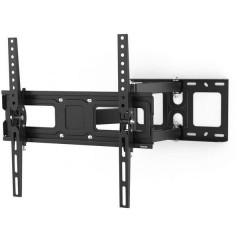 Supporto a parete per TV FULLMOTION 81,3 cm (32) - 165,1 cm (65) Inclinabile + girevole, Rotante