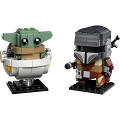LEGO® STAR WARS™ Il mandaloriano™ e il bambino