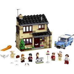 LEGO® HARRY POTTER™ Percorso del legante 4