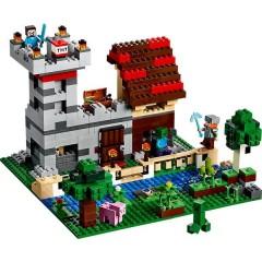 LEGO® MINECRAFT Il Crafting Box 3.0