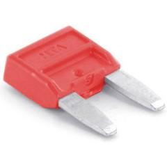 Mini fusibile piatto per auto 10 A Rosso 1 pz.
