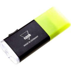 Joker LED (monocolore) Mini torcia elettrica a batteria ricaricabile 1 h 36 g