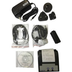 AlcoQuant 6020 / 6020 Plus Stampante per etilometro Nero
