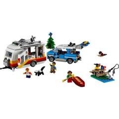 LEGO® CREATOR Vacanze in campeggio
