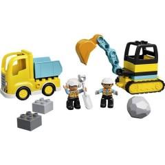 LEGO® DUPLO® Escavatore e caricatore